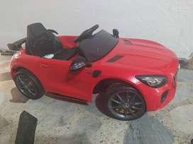Carro Eléctrico Mercedes Benz - Rojo