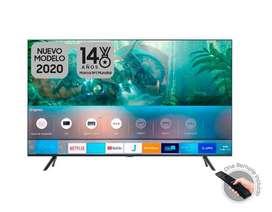 """TV 2020 Samsung 50"""" Crystal 4K/TU8000"""