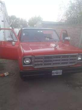 Vendo Chevrolet c10 mdl 77 con gnc
