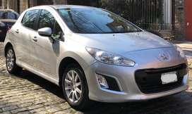 Único Dueño. Peugeot 308 active 1.6 excelente estado.