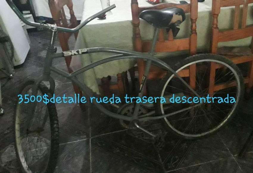 Bicicleta rodado 26 0