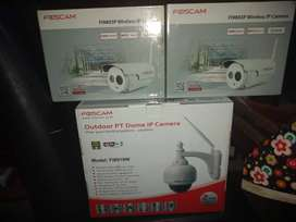 Set cámaras de seguridad