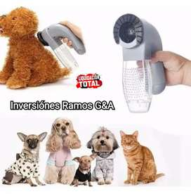 Cepillo mascotas peló