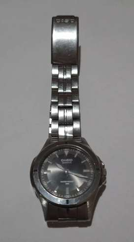 Reloj Casio Hombre Mtp-1214 en excelente estado!