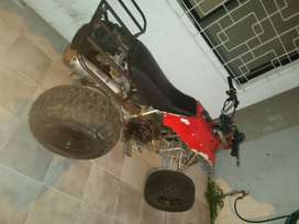 Cuadron honda 250cc