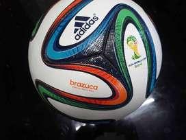 Pelota Brazuca Mundial 2014 Original