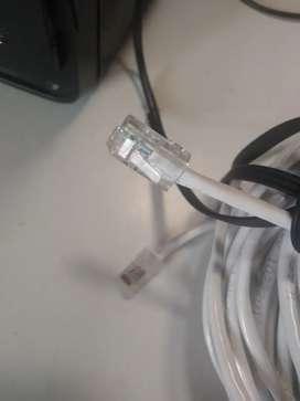 Cable internet rj45 ethernet 20mt