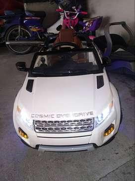Carro eléctrico para niñ@