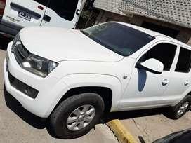 VW Amarok Trendline automática