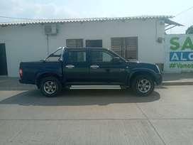 Vendo camioneta Dmax 4x2 modelo 2006. Papeles al dia.