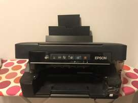 Inpresora EPSON xp. Sistema de impresion continuo