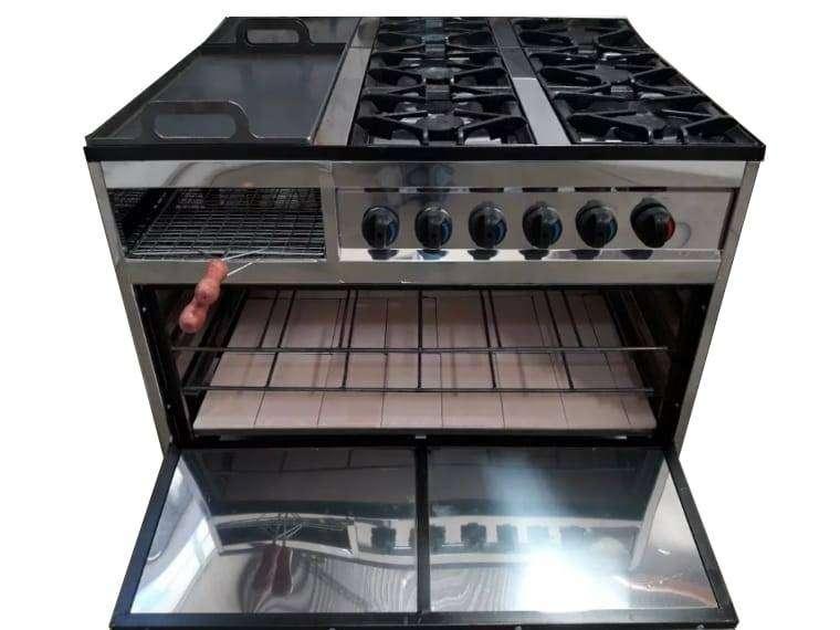 Cocina Industrial Multiple 0