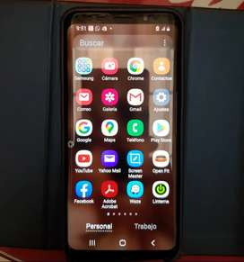 Vendo Samsung S9