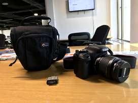 Canon EOS Rebel T3i (Excelente estado y precio)