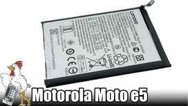 Bateria Motorola E5