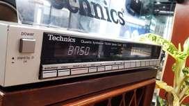 SINTONIZADOR TUNER TECHNICS ST-5- pioneer sony sansui