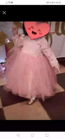 vendo vestido para nena de 1 año