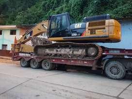 VENTA DE EXCAVADORA HIDRAHULICA 330 DL 2009