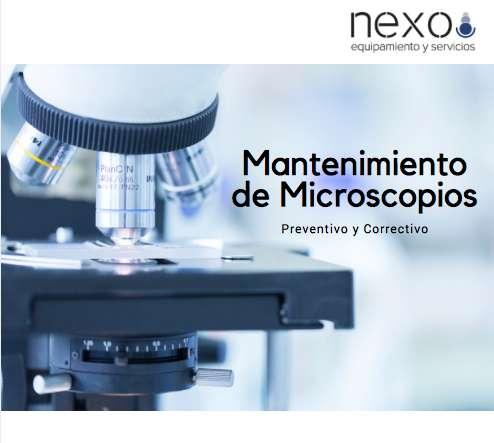 mantenimiento preventivo y correctivo de microscopios 0