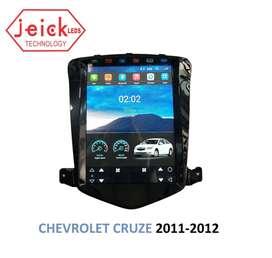 Nueva Radio Chevrolet Cruze 2010 - 2011 - 2012 Android De 2g Ram