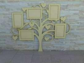 Portaretrato árbol de la vida