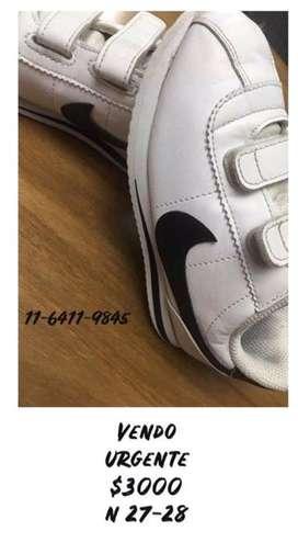 Zapatillas nike original edicion limitada N27-28
