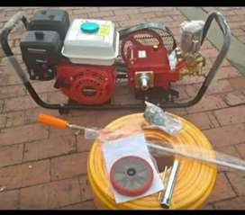 fumigadora estacionaria honda gx 160 nueva con descuento