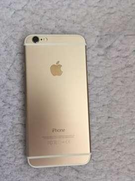 vendo Iphone 6 - 64 gigas