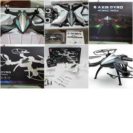 Drone CUADRICOPTERO Zc Toys Z1 SIN CAMARA 35 Cm NUEVOS SIN CAMARA!!