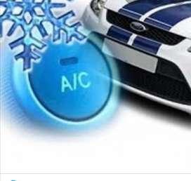 Aire acondicionado automotri