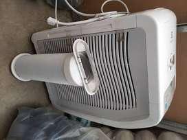 Aire acondiciinado portatil electrolux 12.0000 btu economisador de energia como nuevo 3 meses de uso