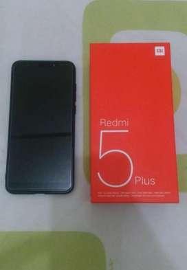 Xiaomi Redmi 5 Plus 4gb Y 64gb vendo o cambio