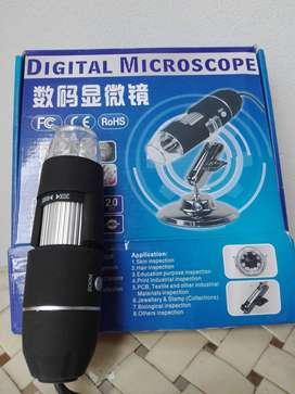 Microscopio Digital  20 x 800X Gangazo, Oferta, totalmente nuevo