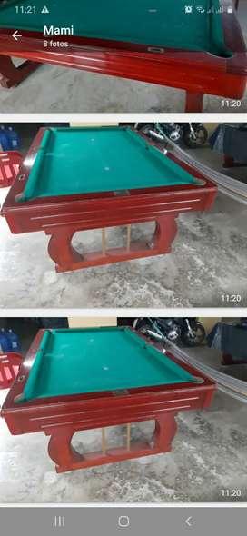 Venta de mesas de billas