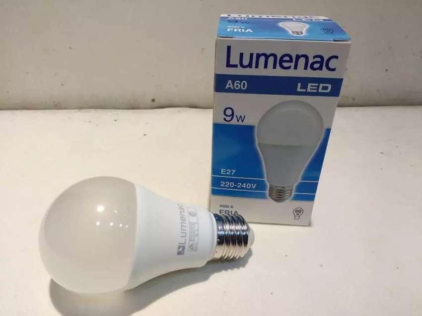 Lámpara led 9w LUMENAC 0