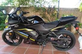 Vendo Moto Kawasaki Ninja 250 Impecable