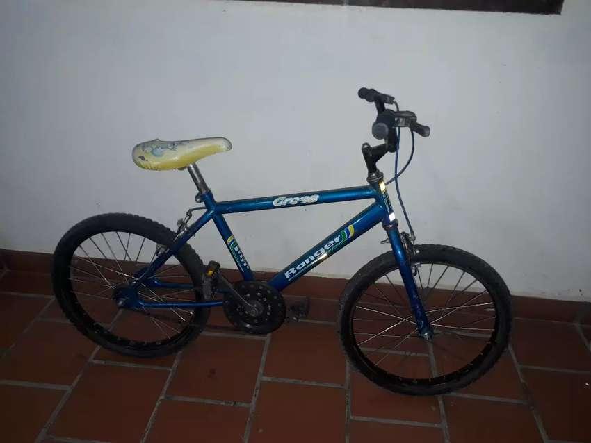 Vendo bici rodado 20 0