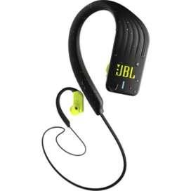 Audifonos Inalámbricos Jbl Endurance Sprint Touch Negro-Verde