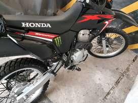 XR 250 2019