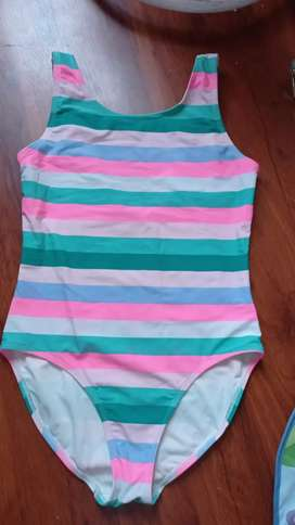 Vestido de baño talla 12 de niña baby gap