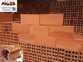Ladrillo Visto 10x20x38cm Brick