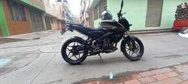 Motocicleta ns 160