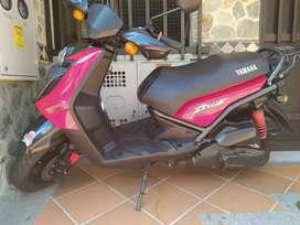 Moto BWS modelo 2010