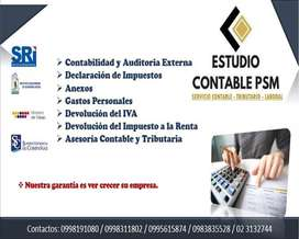Estudio Contable PSM