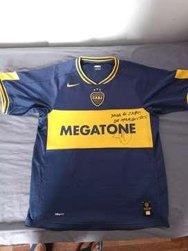 Camiseta Boca original 2007 talle S