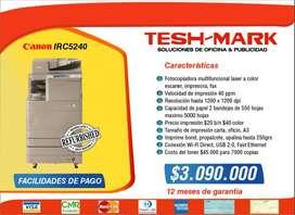 canon  IR C5240