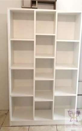 APARADOR Librero  estante
