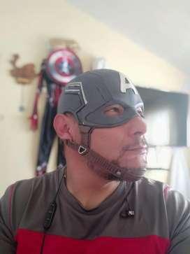 Mascara Capitán América