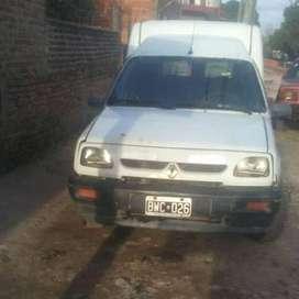 Vendo Renault exprex modelo 98 diesel hoy!!