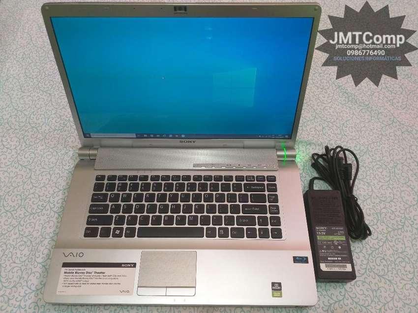 Laptop Sony Vaio 0